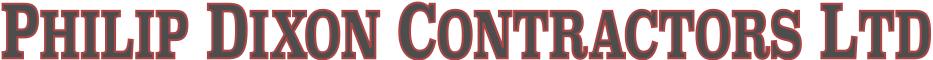 Philip Dixon Contractors Ltd